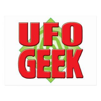 UFO Geek v2 Post Card