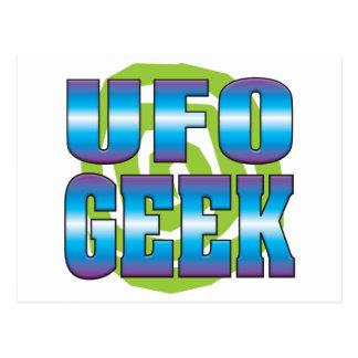 UFO Geek v3 Postcards