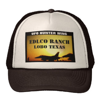 UFO Hunter Hat 001EDL012515