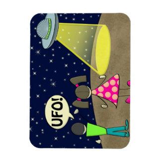 UFO IMÁN FLEXIBLE