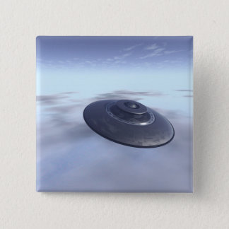 UFO in Flight Button