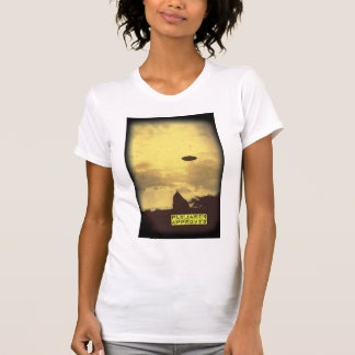 UFO in India T-Shirt