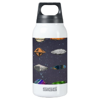 UFO INSULATED WATER BOTTLE
