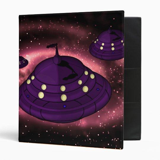 UFO Invasion! Binder