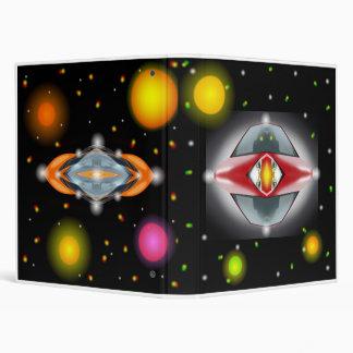 UFO Invasion Design Binder