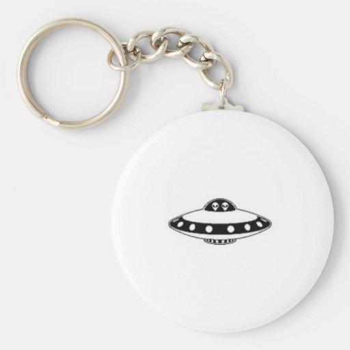 UFO INVASION! KEYCHAIN