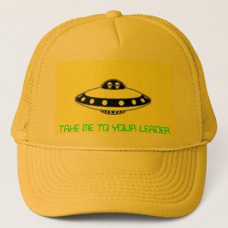 UFO INVASION! TRUCKER HAT