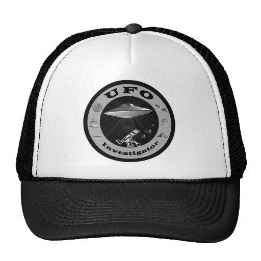 UFO Investigator Hat