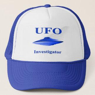 UFO Investigator Hat - Blue
