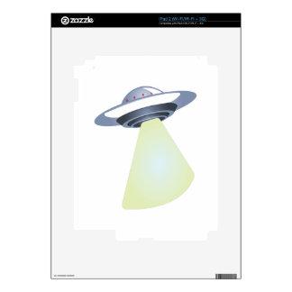 UFO iPad 2 SKINS