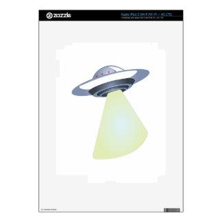 UFO iPad 3 DECALS