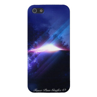 UFO iPhone 5 FUNDA