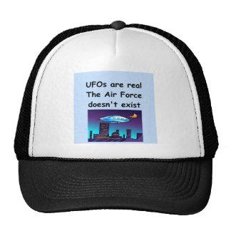 ufo joke hats