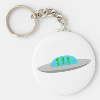 UFO Key Chain