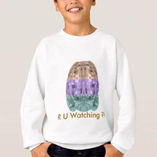 UFO Mascot - Love my twins Sweatshirt