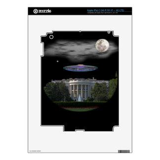 UFO merchandise Decals For iPad 3