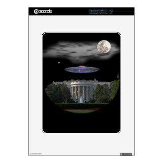 UFO merchandise iPad Skins