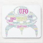 UFO Mousepad Horizontal