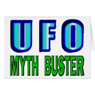 UFO Myth Buster Card