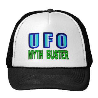 UFO Myth Buster Trucker Hat