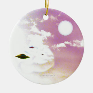 UFO Open Skies Ornament