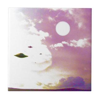 UFO Open Skies Tile