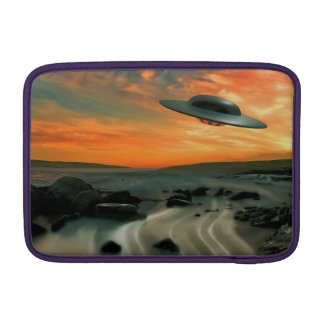 UFO Over Coast Sleeve For MacBook Air