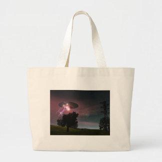 UFO Over Powerlines 2 Bag