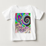 UFO over the Mountains... Visionary ART T-shirt