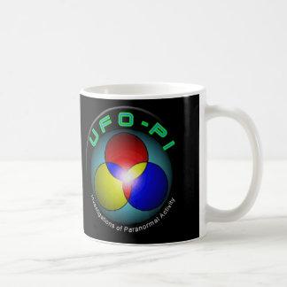 """UFO-PI: """"Exija taza de café de la verdad"""""""