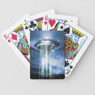 UFO BICYCLE CARD DECK