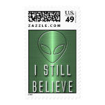 UFO postage stamps