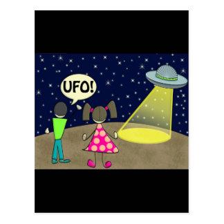 UFO POSTALES