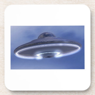 UFO Protection Drink Coaster