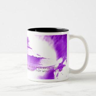 UFO Purple Arrival Mug