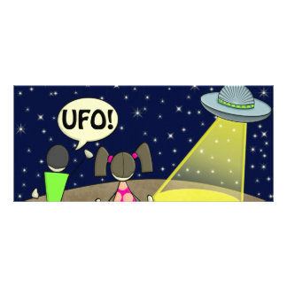 ufo rack card