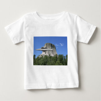 UFO Salamander at Devils Tower T-shirt