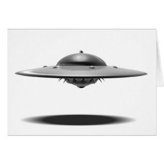 UFO Salamander Card