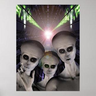 UFO secuestrado Poster