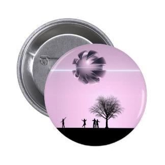 UFO Sighting 2 Inch Round Button