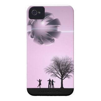 UFO Sighting Case-Mate iPhone 4 Case