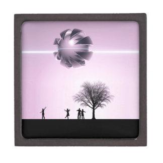 UFO Sighting Gift Box