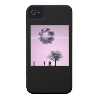 UFO Sighting iPhone 4 Cover