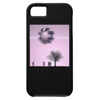 UFO Sighting iPhone SE/5/5s Case