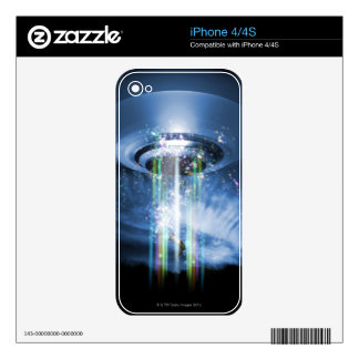 UFO SKINS FOR iPhone 4