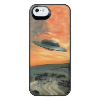 UFO sobre costa