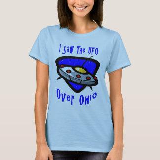 UFO sobre Ohio Playera
