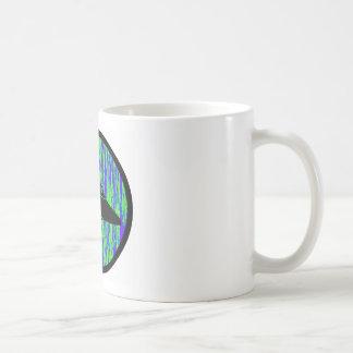 UFO STATIC FREQUENCY COFFEE MUG