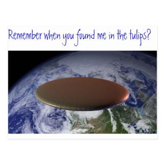 UFO POSTAL