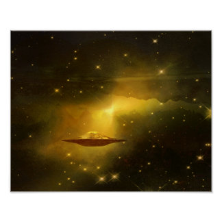 UFO Time travel in alien worlds Poster